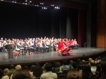 Canada College ESL Award Ceremony