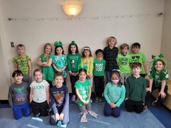 St. Patrick's Day in 2L.
