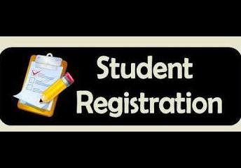 Student Registrations/ Información de matriculación