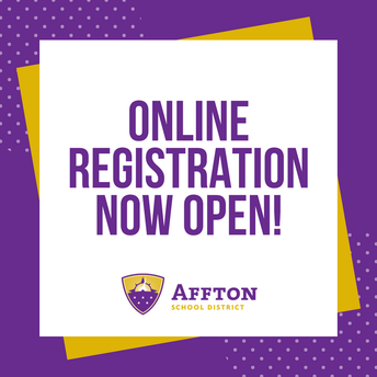 Don't Forget Online Registration