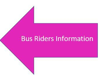 Riding on Another Student's Bus -  IMPORTANT INFORMATION