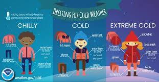 Warm clothes for recess