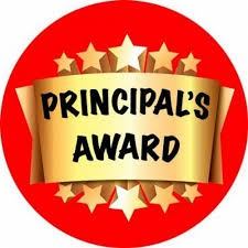 PRINCIPAL AWARDS WEEK 8