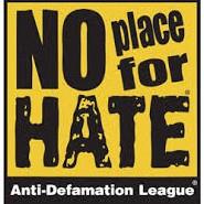 """No hay lugar para el odio """"No Place for Hate"""""""