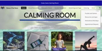 Cuba Cares Calming Room