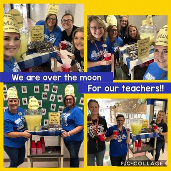 We're Over the Moon for our Staff!