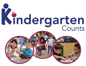 flyer for Kindergarten Counts