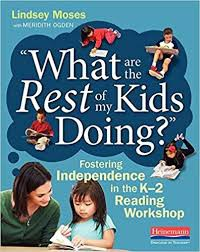 What are the Rest of my Kids Doing?- Lindsey Moses