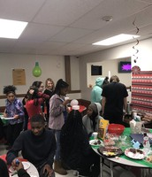 Cookie Decorating and Holiday Treats
