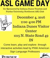 Purdue Northwest ASL Club