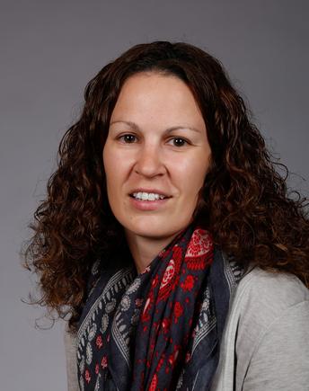 Jennifer Bentley, Iowa State University Extension Dairy Field Specialist headshot