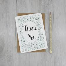 Thank you notes to a farmer or vendor