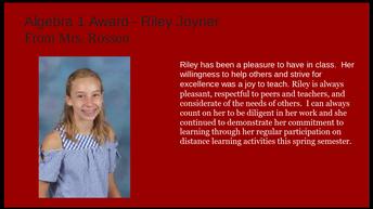 Riley Joyner