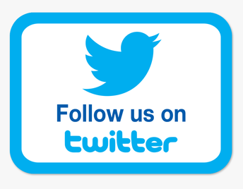follow us on twitter - redirects to hylton2021 twitter page