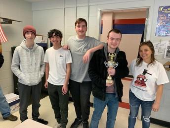 AHS Knowledge Bowl wins tournament