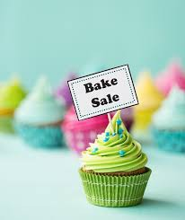 Spring Bake Sale May 21st