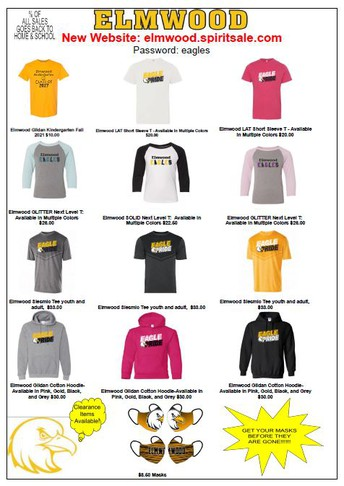 Elmwood Spirit Wear
