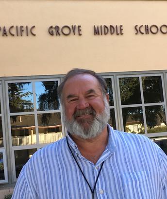 Meet New Campus Supervisor  Jon Vickroy!