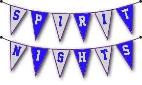 Spirit Night!