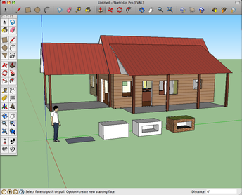 STUDENTS: 3D MODELING with SketchUp of Schools