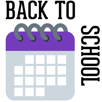 Back to School Events August 19-23