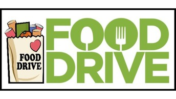 Our annual food drive is coming up January 28th - February 8th