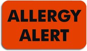 Please check with your classroom teacher on food allergies in the classroom!