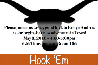 Evelyn's Hook 'Em Party! :D