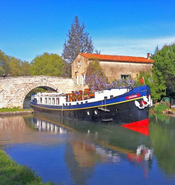 'AMARYLLIS' CRUISE IN BURGUNDY