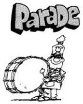 Washington Character Parade