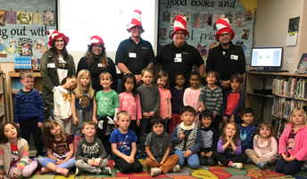 Read Across America Chaparral