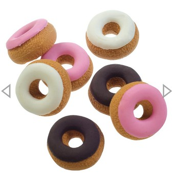 Donut Shoppe Erasers **Scented**