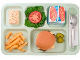 School Lunch Must Be Pre-Ordered