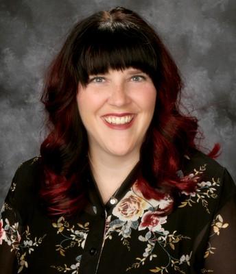 Mrs. Jenna Colson- 1st Grade