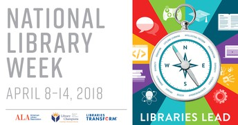National Library Week April 8th-14th!