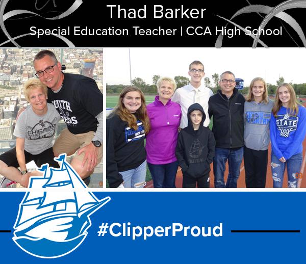 Thad Barker Staff Spotlight