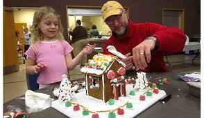 Gingerbread House & Cookie Decorating