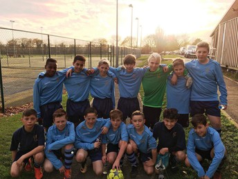Year 7 National Football Experience (written by Mr Spaul and Jake Simson, Year 7)