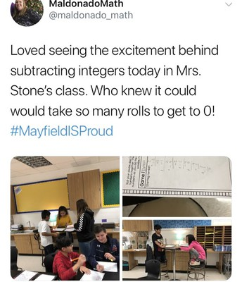 Student Engagement in Mrs. Stone's Class