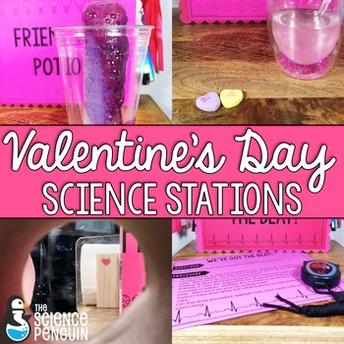Feb. 5th: For the LOVE of Science Park Day