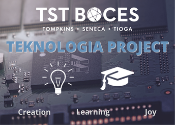 CS Modules in the Library: Teknologia Project Highlight