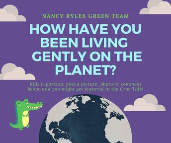 NANCY RYLES GREEN TEAM