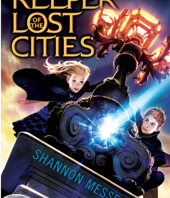 Keeper of the Lost Cities (8-book series)