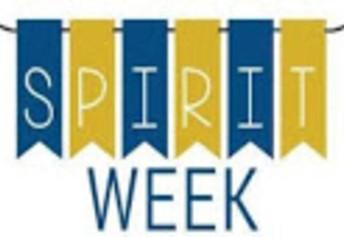 SPIRIT WEEK IS COMING