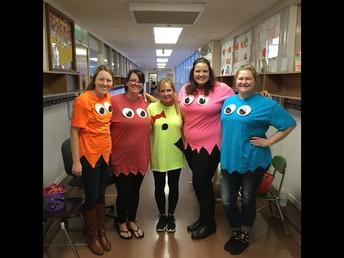 Our 4th Grade Team!