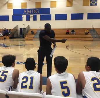 Coach Moses- Freshmen Basketball Coach