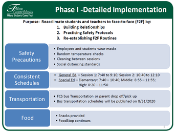 Phase 1 Detailed Implementation