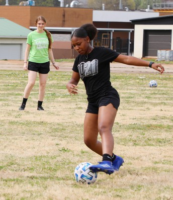 GCHS - Lady Tigers Soccer