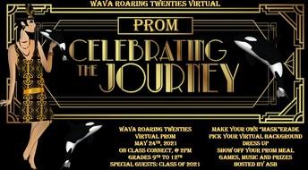 "WAVA High School Roaring Twenties ""Mask""erade Prom"