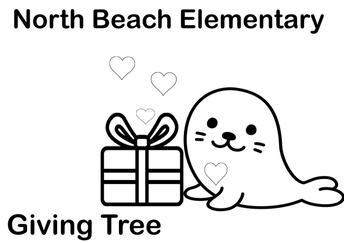 NORTH BEACH GIVING TREE- GIVE OR RECEIVE A GIFT THIS YEAR!